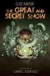 Clive Barkers Great & Secret Show Deluxe Ed HC