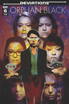 Orphan Black Deviations #6 (of 6) (Cover A - Staggs)