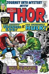 True Believers Kirby 100th Thor vs. Hulk #1
