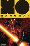 X-O Manowar (2017) #6 (Cover B - Johnson)