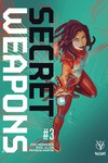 Secret Weapons #3 (Cover B - Richardson)