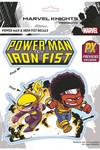 Marvel Iron Fist & Power Man By Young Previews Exclusive Vinyl Decal