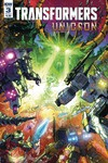 Transformers Unicron #3 (of 6) (Cover A - Milne)