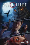 X-Files Case Files Hoot Goes There #2 (of 2) (Cover A - Nodet)