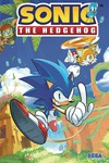 Sonic the Hedgehog Vol 01 Fallout TPB