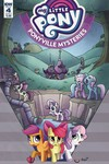 My Little Pony Ponyville Mysteries #4 (Cover A - Garbowska)