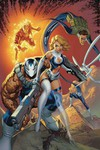 Weapon H #6 (J Scott Campbell Return of Fantastic Four Variant)