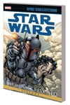 Star Wars Legends Epic Collection Menace Revealed TPB Vol 01