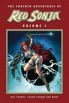 Further Adventures Red Sonja TPB Vol 01