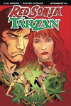 Red Sonja Tarzan #4 (Cover B - Geovani)