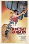 Go Go Power Rangers #12 (Subscription Mok Variant)