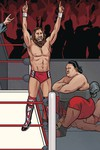 WWE #20 (Schoonover Raw Connecting Variant)