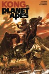 Kong on Planet of Apes TPB