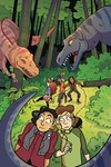 Lumberjanes #53 (Subscription Dozerdraws Variant)