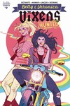 Betty and Veronica Vixens #9 (Cover B - Ganucheau)