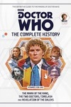 Doctor Who Comp Hist HC Vol 79 6th Doctor Stories 139 - 142