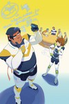Voltron Legendary Defender Vol 3 #2 (Cover A - Yamashin)