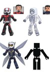 Marvel Ant-Man & Wasp Movie Minimates Set