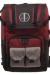 Deadpool Large Capacity Laptop Backpack W/ Pouches