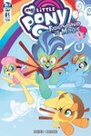 My Little Pony Friendship Is Magic #81 (Cover A - Baldari)