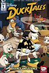 Ducktales Silence & Science #1 (of 3) (Cover B - Stella)