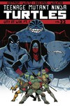 Teenage Mutant Ninja Turtles Ongoing TPB Vol 22 City at War Pt 1