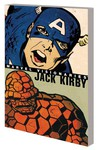 Marvel Visionaries TPB Jack Kirby