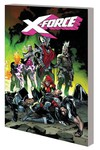 X-force TPB Vol 02 Counterfeit King