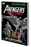 Avengers West Coast Epic Collection TPB Lost in Space-Time