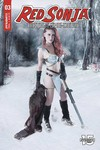 Red Sonja Birth of She Devil #3 (Cover C - Cosplay)