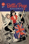 Bettie Page Princess & the Pinup TPB