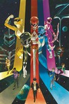 Go Go Power Rangers #22 (Cover A - Main Shavrin)