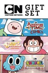 Cartoon Network TPB Gift Set