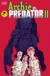 Archie vs Predator 2 #2 (of 5) (Cover F - Walsh)