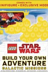 Lego Star Wars Build Own Adv Galactic Mission W Mini Figure