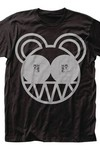 Radiohead Bear Logo T-Shirt XL