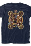 Kingdom Hearts Character Circles T-Shirt LG