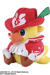 Chocobos Mys Dungeon Every Buddy Chocobo Plush Red Mage Ver