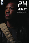 24 Legacy Rules Of Engagement #2 (of 5) (Subscription Variant)