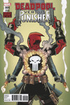 Deadpool vs. Punisher #4 (of 5) (Roche Variant Cover Edition)