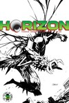 Horizon #11 (Cover C - Spawn Month Black & White Variant Cover Edition)