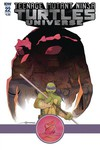 Teenage Mutant Ninja Turtles Universe #22 (Cover B - Torres)