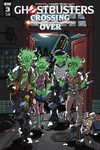 Ghostbusters Crossing Over #3 (Cover B - Lattie)