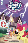 My Little Pony Ponyville Mysteries #1 (Cover B - Murphy)