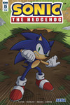 Sonic the Hedgehog #5 (Cover A - Peppers)