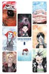 Descender #30 (Cover B - Lil Robot Variant)