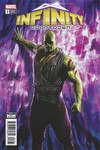 Infinity Countdown #3 (of 5) (Drax Holds Infinity Variant)