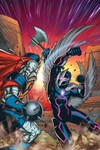 Infinity Countdown Darkhawk #1 (of 4) (Lim Variant)