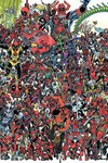 Despicable Deadpool #300 (Koblish 300 Deadpools Wraparound Variant)