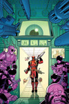 You Are Deadpool #1 (of 5) (Espin RPG Variant)